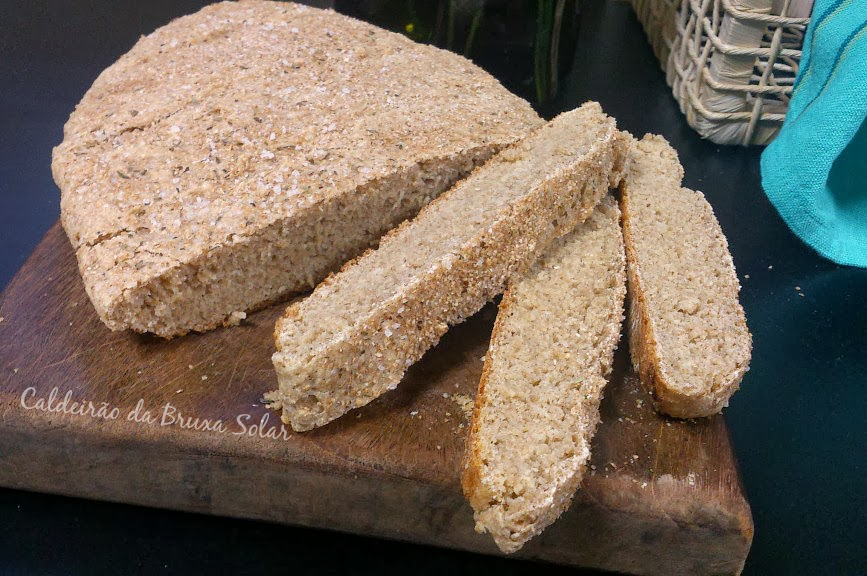 Pão sem sova de Doris Grant