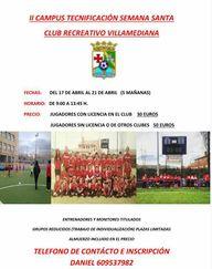 II campus futbol s.santa