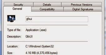 How to fix GFXUI has stopped working in Windows 7 [Solved] « Wiki Stop