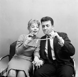 Cigarette Holder Built For Two