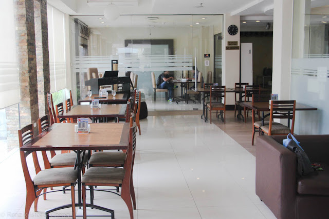 Master Resto of O Hotel in Bacolod City
