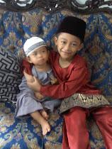 Abang nain & Abang dodin