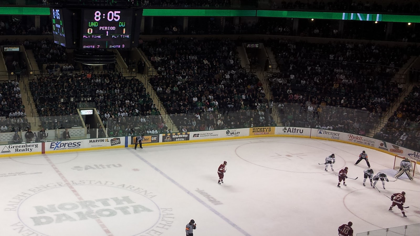 behind the mic essay this is hockey country a sellout crowd of 11 899 packed the ralph