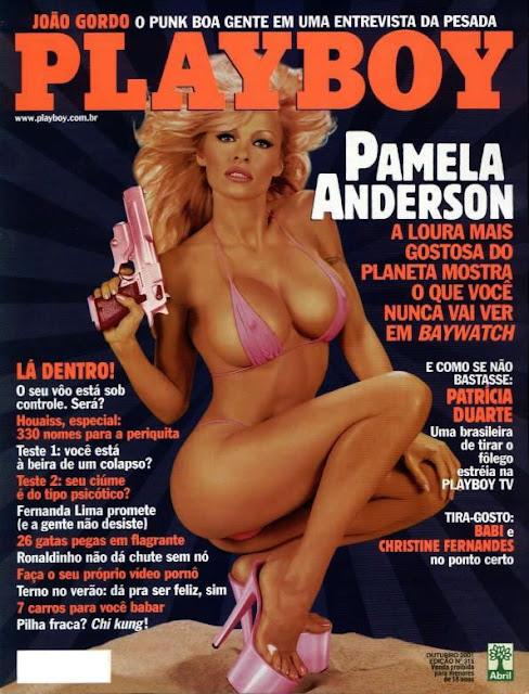 Pamela Anderson - Playboy 2001