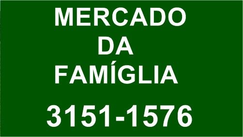 MERCADO DA FAMIGLIA