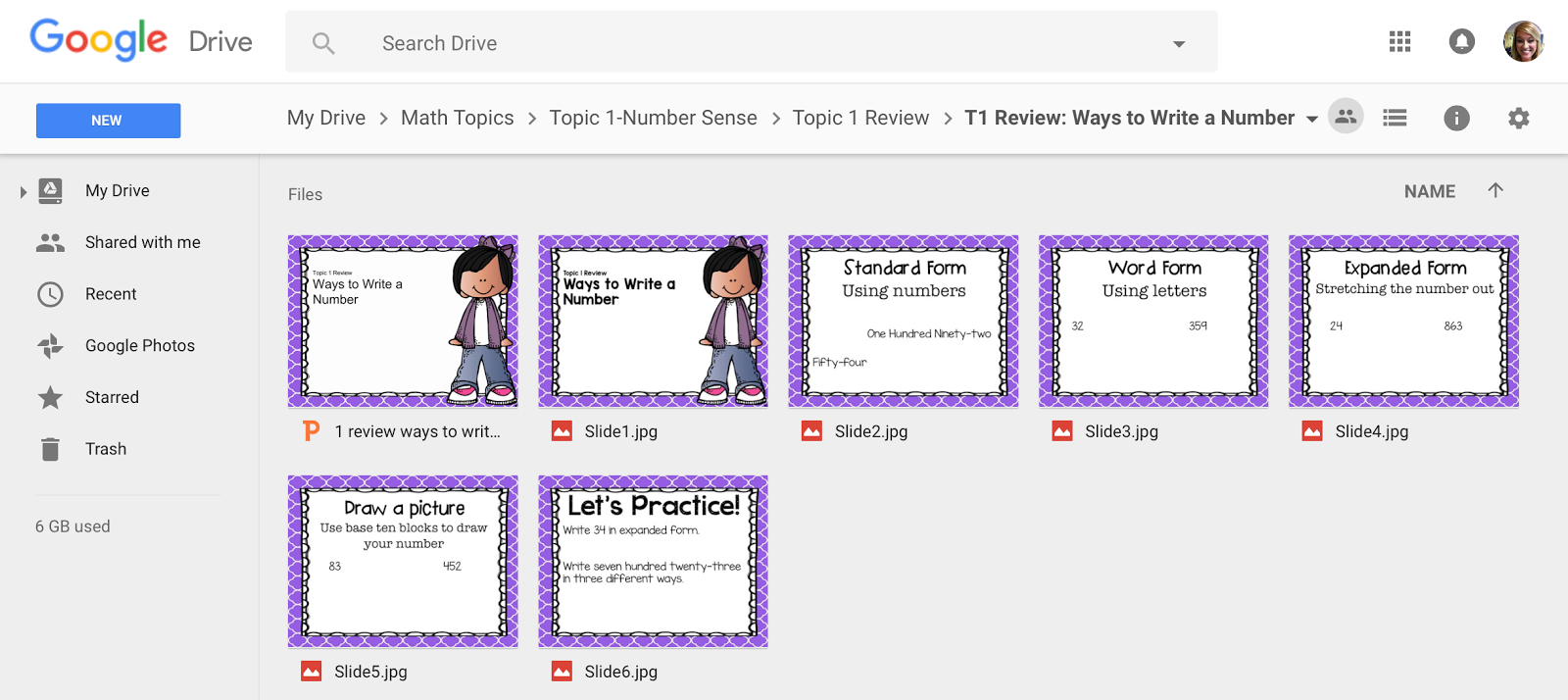 Slides From Google Drive Flipping Second Grade Math Taking On Second