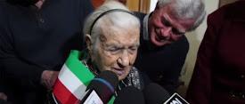 Le Notizie Belle: Nonna Peppa e i suoi 115 anni