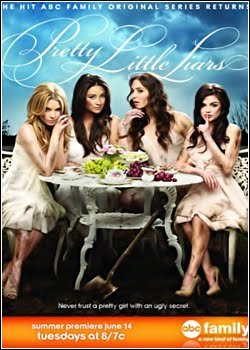 Baixar Pretty Little Liars - Todas Temporadas Completas Download Grátis