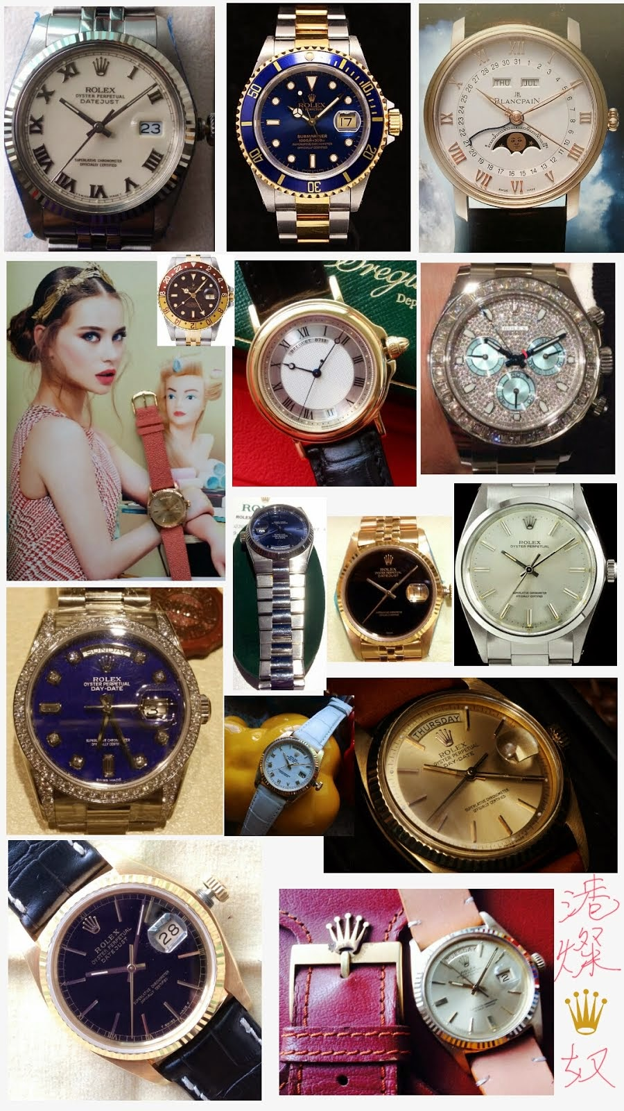 Classical Watches