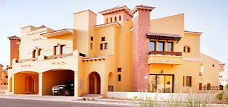 Shorooq villas in Mirdif
