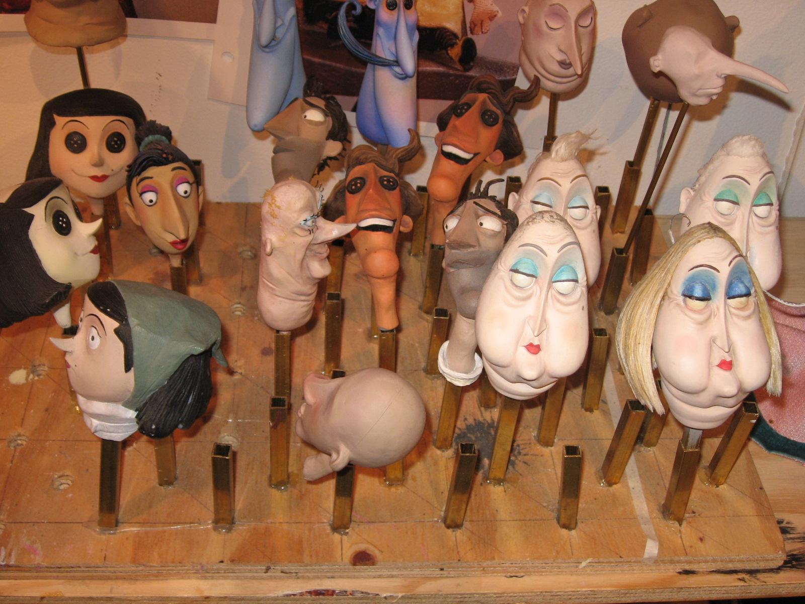 Мультик своими руками куклы