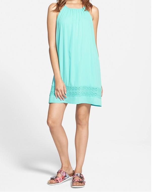 Spring - Summer style short dress