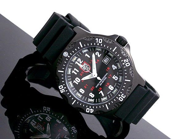 LUMINOX BLACK OPS STEEL 8401