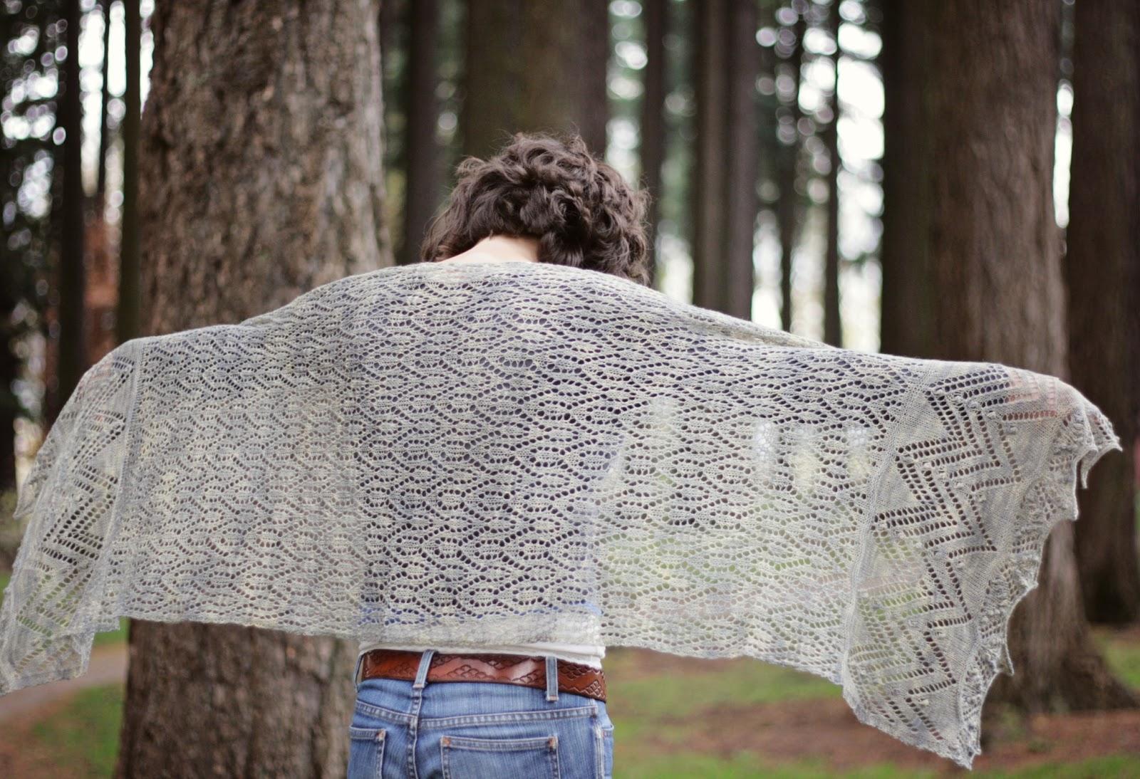 Downton Abbey Knitting Patterns Free : Downton Abbey Shawl