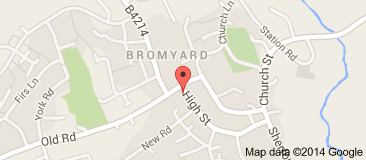 Where we are in Bromyard