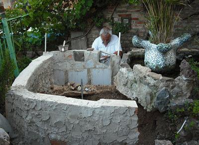 joan seriny como decorar un estanque en trencad s