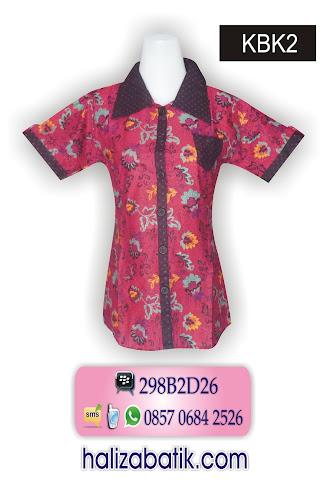 085706842526 INDOSAT, Baju Batik Modern, Baju Grosir, Batik Modern, KBK2, http://grosirbatik-pekalongan.com/Blus-kbk2/