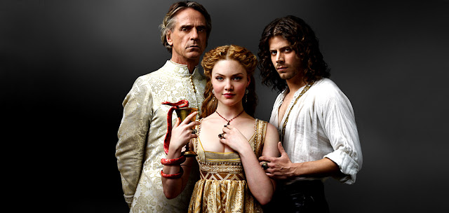Serial Familia Borgia - Sezonul 3