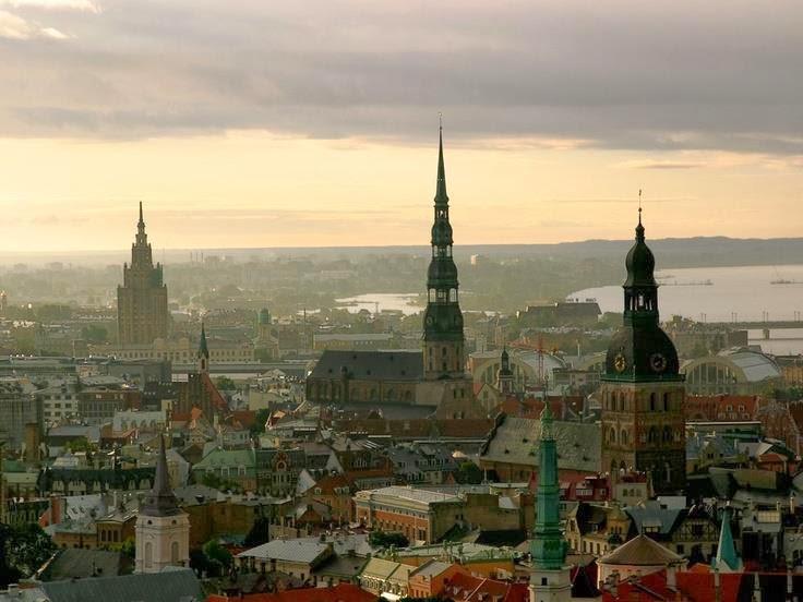 Riga, la París del Este