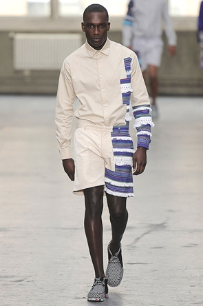 christopher shannon spring summer 13 menswear london collections men