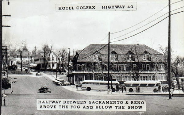 Colfax Ca 95713built In 1903 Has Served As A Hotel Restaurant And Bus Stop Source