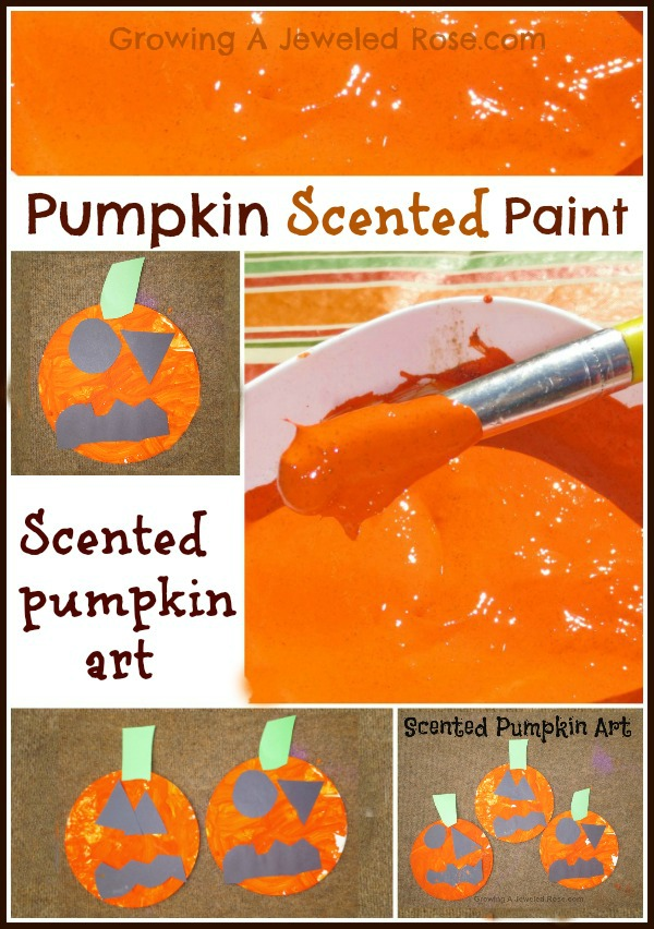 Pumpkin Scented Art