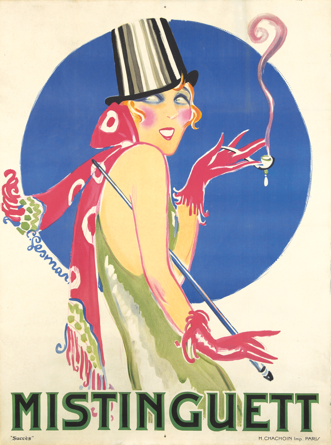 30s poster design - 30s Poster Design She Was At One Time The Best Paid Female Entertainer In The