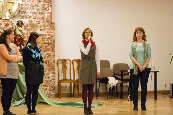 Warsztaty uwielbienia tańcem z Alicją Świrską