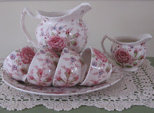 I do Love my Rose Chintz