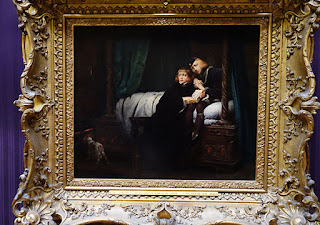 Wallace Collection London Oil Painting by P Delaroche