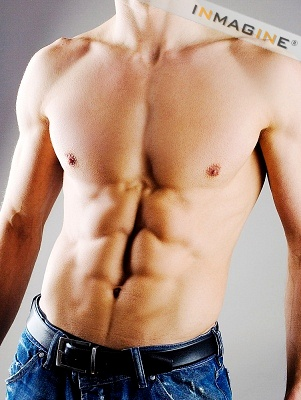 Sexy men with six packs