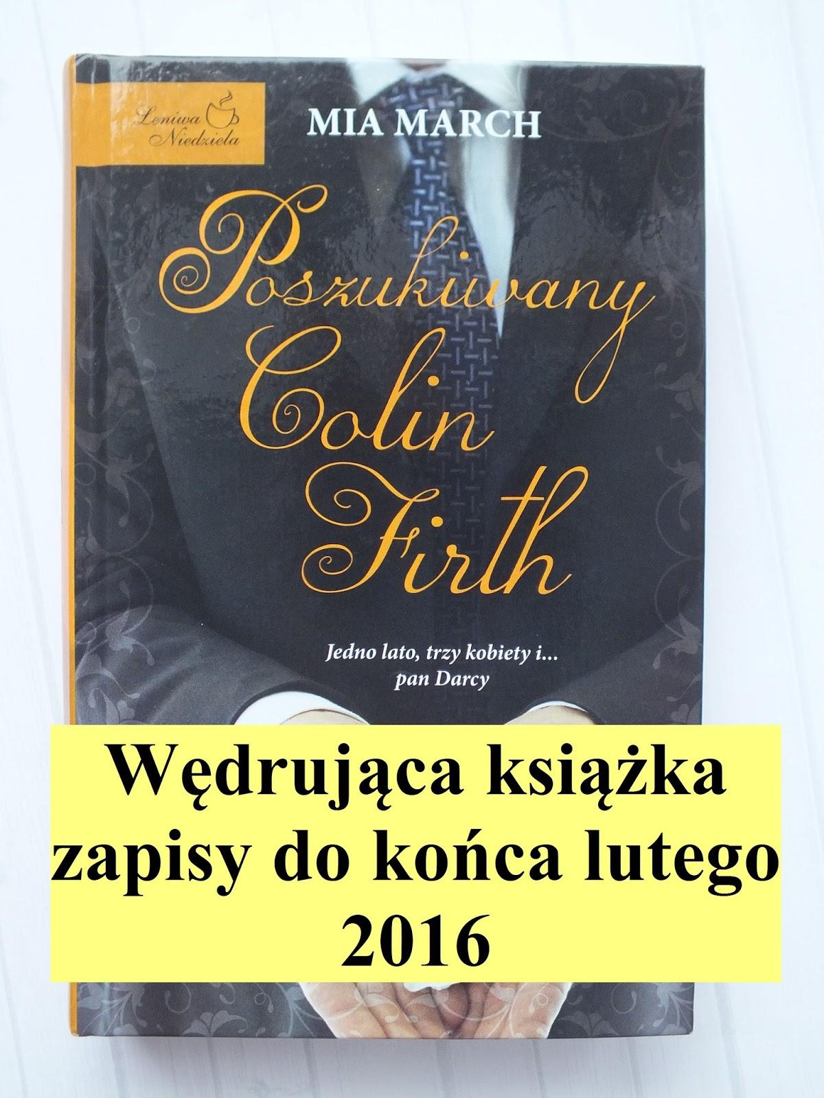 Wędrująca książka u Krysi :-)