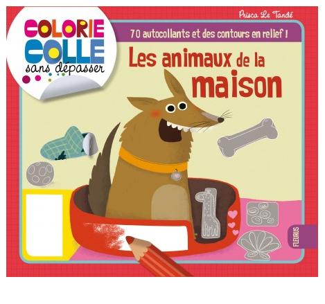 Coloriage ANIMAUX : 793 coloriages gratuits Jedessine  - Coloriage Animaux Domestiques