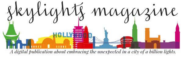 Skylights Magazine logo