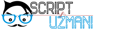 Script Uzmani - Türkiye'nin Script Arşivi