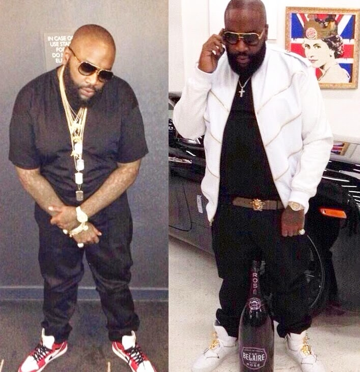 Rick Ross Weight loss 2