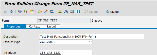 Syed Nasir: Print Functionality in HCM FPM Forms