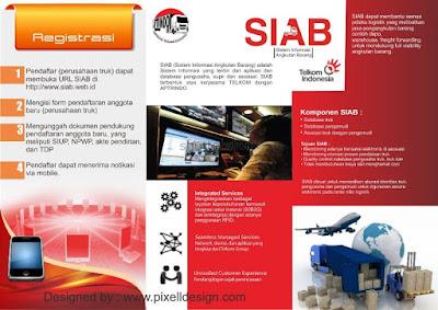 Contoh Iklan Brosur Software