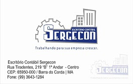 Escritrio Contbil Sergecon