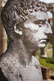 Bust of Flavius Josephus