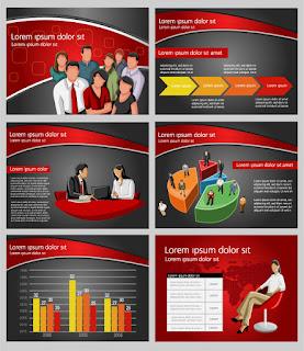 ビジネス テーマの背景 Business financial Background イラスト素材