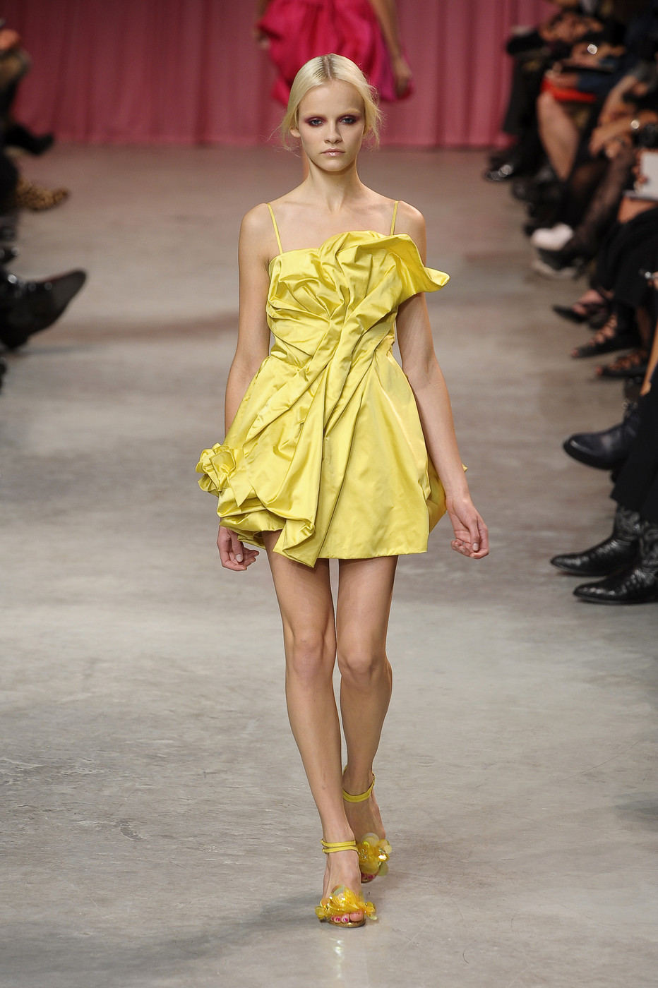 via fashioned by love | Nina Ricci Spring/Summer 2011