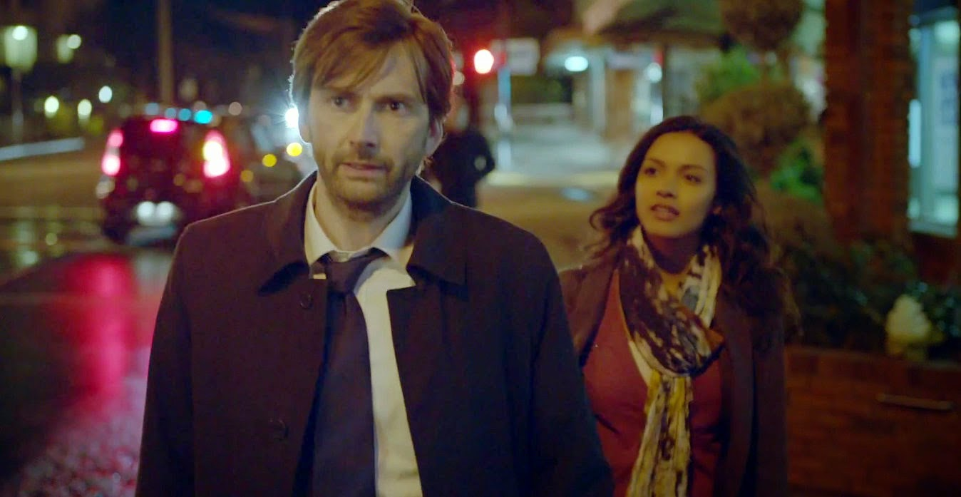 "Gracepoint - Episode 1.03 - Review: ""Caught in a lie"""