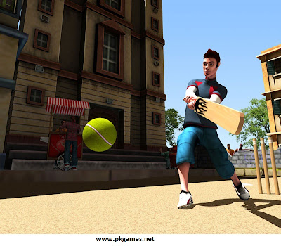 Free Download Street Cricket 2010 Full Version PC Game