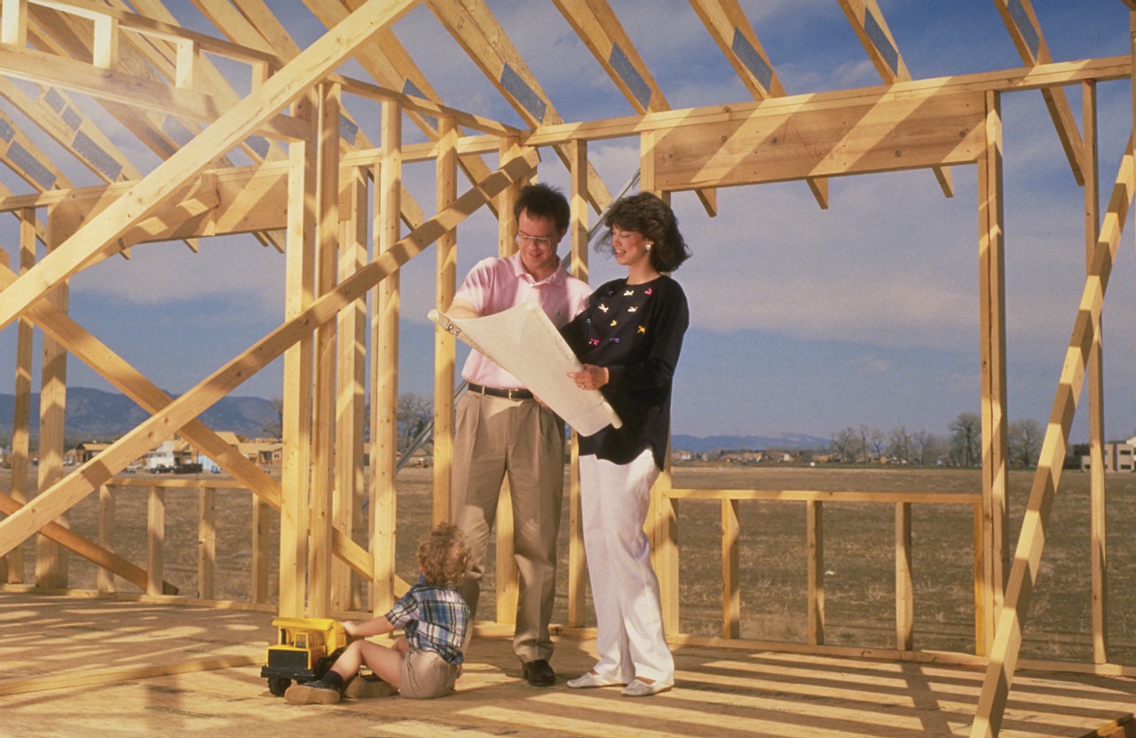 2013 second half outlook real estate experiences mortgage for House to build your own house