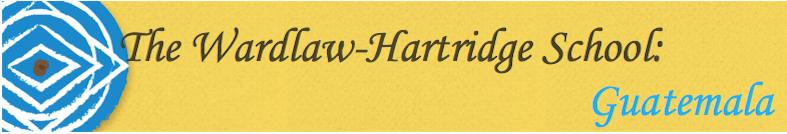 Wardlaw-Hartridge School: Guatemala 2015