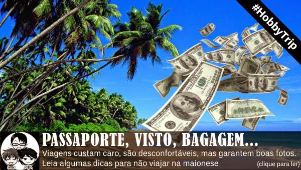 # HobbyTrip 1 - Passaportes, Viagens, Burocracia...