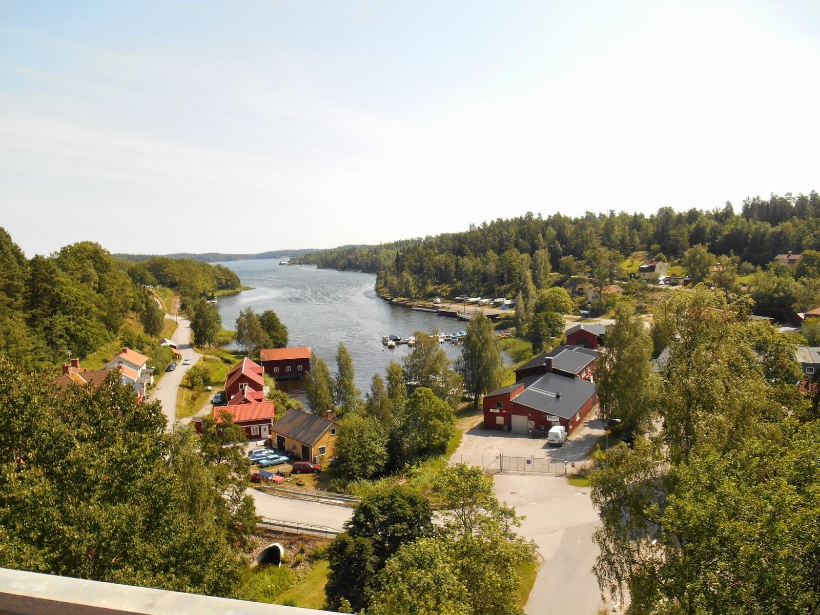 Zdjęcia ze Szwecji.
