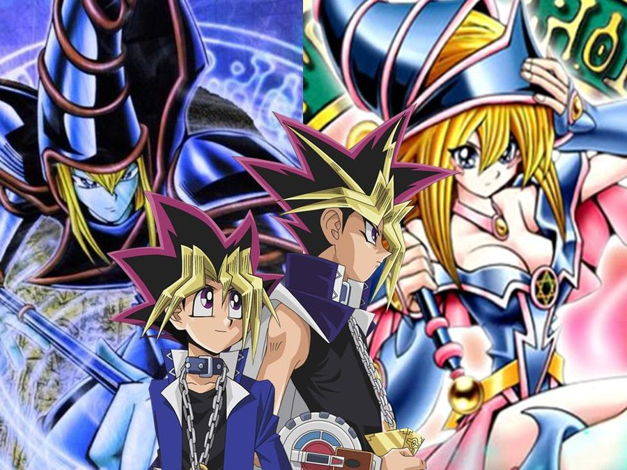 Yu-Gi-Oh HD & Widescreen Wallpaper 0.405569616893903