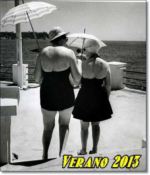 Imagenes De Baño Vintage:ZOOM FRASES: imagenes con humor, trajes de baño vintage